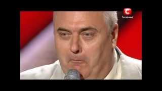 Wonderful World - Яков Головко, Х-Фактор (Одесса 2012)