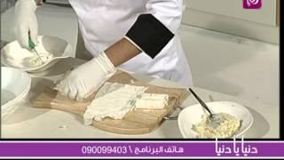 الشيف خالد النجار - زنود الست | Roya