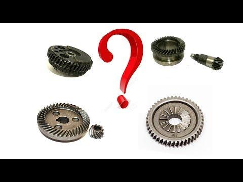 Как подобрать шестерни на бытовой электроинструмент?