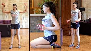 Easy Home Workout for Beginners (Burn Fat at Home)