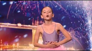Hollie Steel - Britains Got Talent 2009 Episode 3 - 25th April
