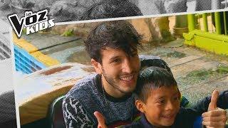 ¡Nunca pierdas la capacidad de asombro, pequeño David! | La Voz Kids Colombia 2018