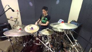 Matthew Abyra - 7 To the Power of 6 - Kaz MD Drummer ( Drum Cover)