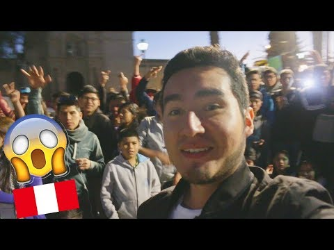 El PRIMER GALLO PERUANO EN RED BULL BATALLA DE LOS GALLOS 2017