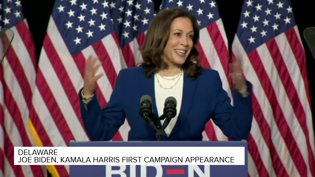 Vice President Elect Kamala Harris Speaks Gratitude [VIDEO]