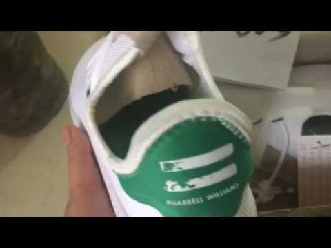 Adidas Pharrell Williams HU Tennis HU Williams YouTube f93c23