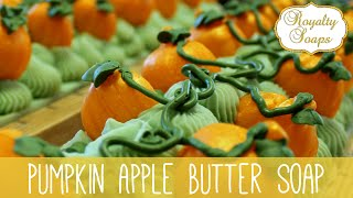 Pumpkin Apple Butter Soap