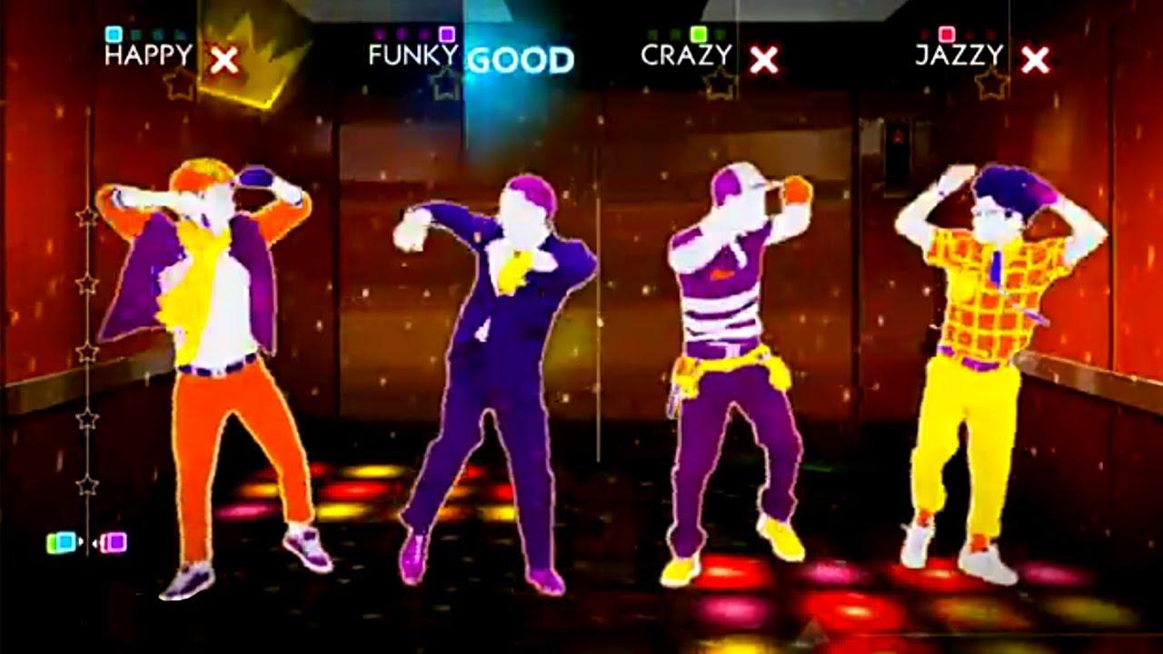just dance hardcore version