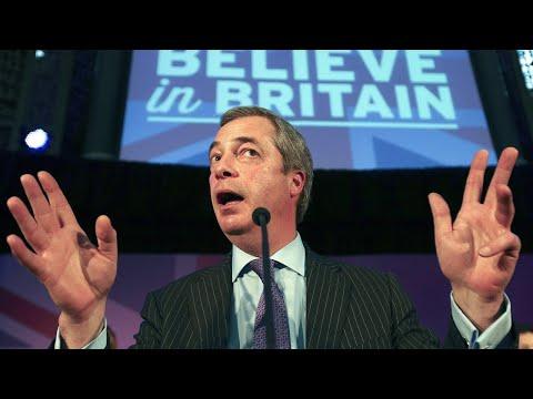 Main 'Leave' Campaigner Entertains Second Brexit Vote