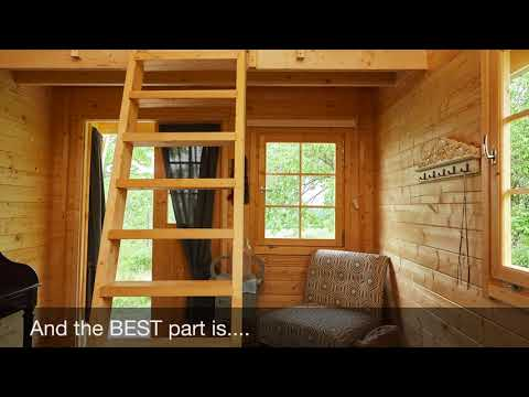2018 Bunkie Life: Win a $6000 Log Cabin Bunkie Contest - March 1-31