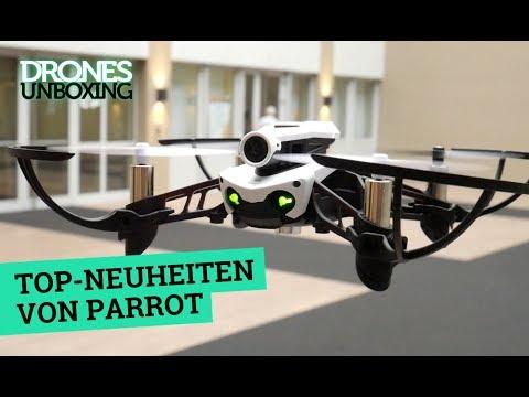 Parrot Bebop 2 Power + Mambo FPV | UNBOXING und erste Eindrücke