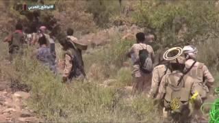 معارك محتدمة في آخر معاقل الحوثيين بمأرب