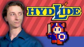 Hydlide - ProJared