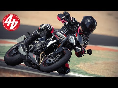 2020 Triumph Street Triple RS | Road + Track Review