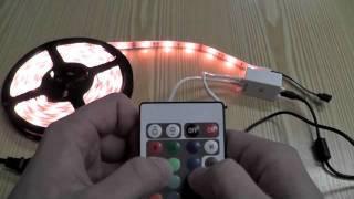 RGB LED Trak 5050 Tip