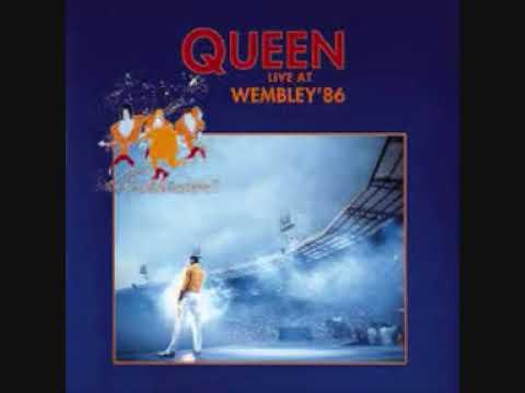 Queen   Live at Wembley'86 (full album) 2cd's