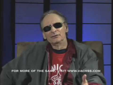 Andrew Vachss talks about how to change the world view of child abuse