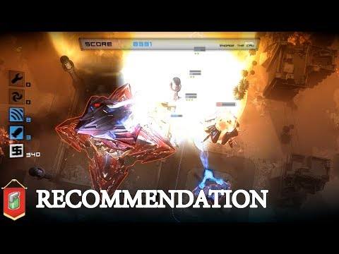 Game Recommendation - Anomaly: Warzone Earth |