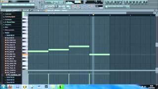 How to create an automation clip in massive (Using fl studio)