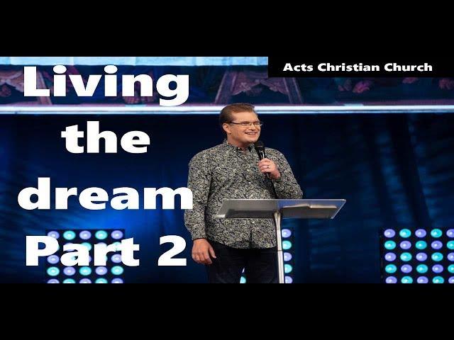 Living the dream Part 2  - The power of serving | Apostle Peter de Fin