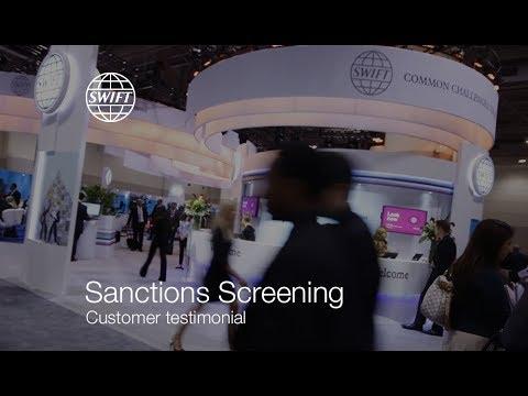 Sanctions Screening - Customer Testimonial