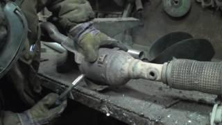 Ремонт катализатора с перепрошивкой ЭБУ на Форд Фокус 2(, 2016-11-18T10:55:10.000Z)