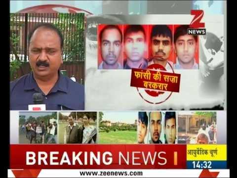 Nirbhaya gangrape: SC announces death penalty for all 4 convicts, says crime not of this world