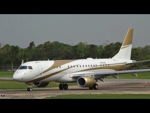 Hangar Spotting at Piarco 39: Private/Business Aircraft