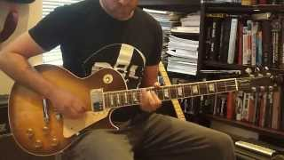 La Tristesse Durera (Scream To A Sigh) - Manic Street Preachers (Guitar Solo Cover)