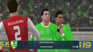 Dream League Soccer 2019 Android Gameplay #26