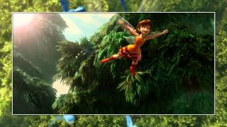 Tinkerbell And The Legend Of The NeverBeast - Float (Bulgarian)