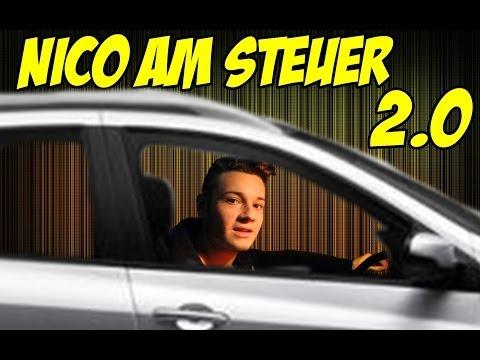 NICO AM STEUER 2.0 - Der will Race! - 동영상