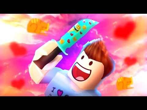 Roblox Adventures / Murder Mystery / My Very Own Murder Mystery Knife!!