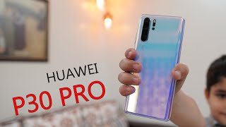 Huawei P30 Pro review (Hindi) – Best Premium Smartphone with superb zoom features