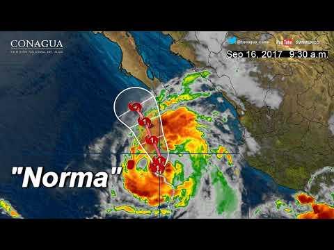 2017 09 16 Huracán Norma
