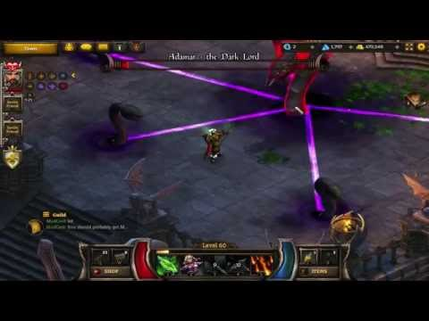 KingsRoad- Adamar's Sanctum Archer Run