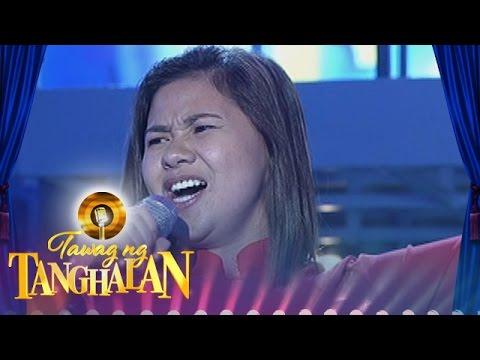 Tawag Ng Tanghalan: Judy Anero | Don't Cry Out Loud