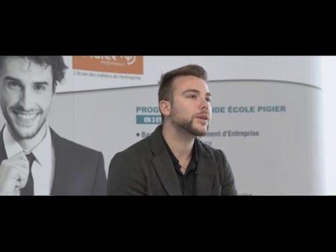 Etudiant Formation Banque et Assurance | Pigier Performance