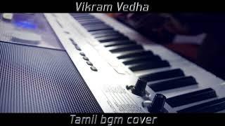 Vikram Vedha | BGM | Cover | Jeeva