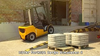 Lifter Forklift Cargo Simulator 2 - Android Gameplay ᴴᴰ