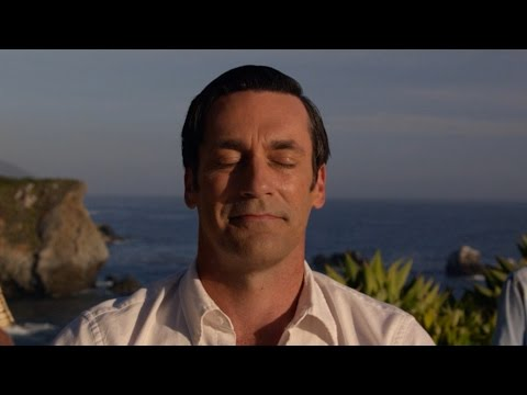 """Mad Men """"I'd like to buy the world a Coke"""" series finale, Coca Cola TV ad"""