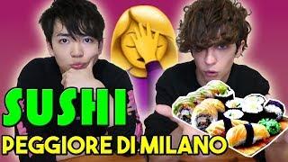 Sushi Gratis a Milano se hai mille follower, paghi con Instagram ma...