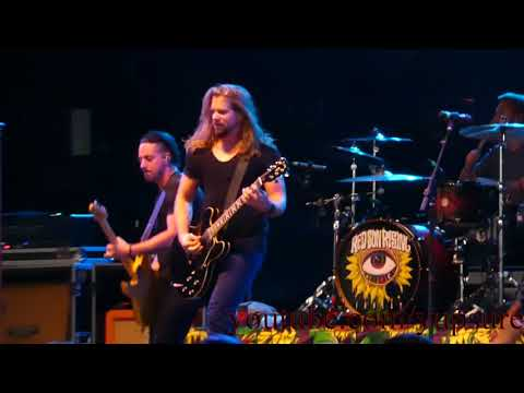 Nudge - Red Sun Rising LIVE