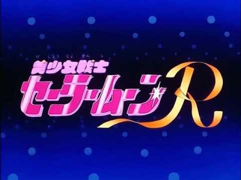 Sailor Moon R OP 1 - 1080p HD