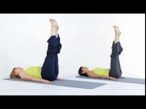 Advanced Mat Pilates - Preview - YogaDownload.com