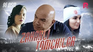 Zaharli tomchilar (o'zbek serial) | Захарли томчилар (узбек сериал) 96-qism