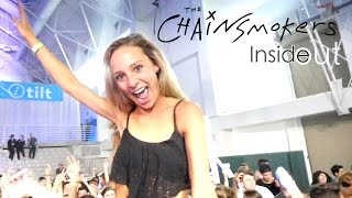 """""""Inside Out (ft. Charlee)"""" - Aftermovie [The Chainsmokers]"""