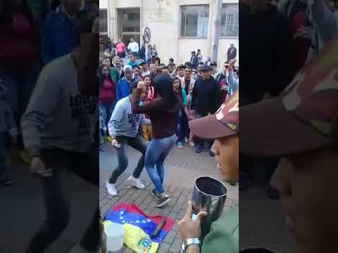 Tambor Venezolano en el exterior