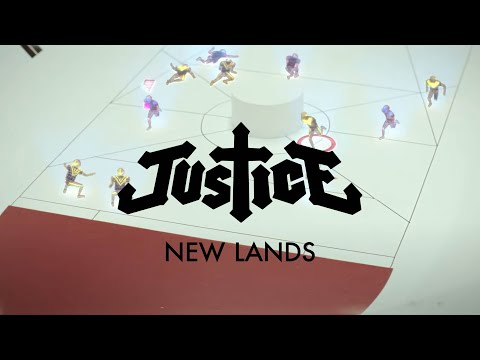 Justice - New Lands (Official Video)