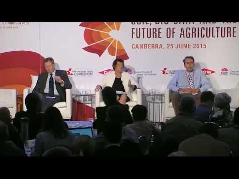 Soil, Big Data and the Future of Agriculture Conference: Session 2